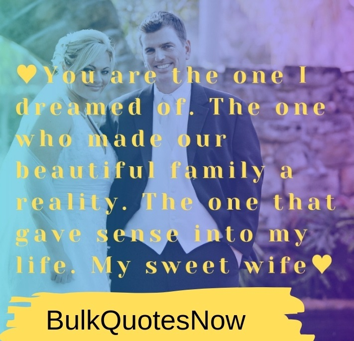 Love Quotes For Wife 1