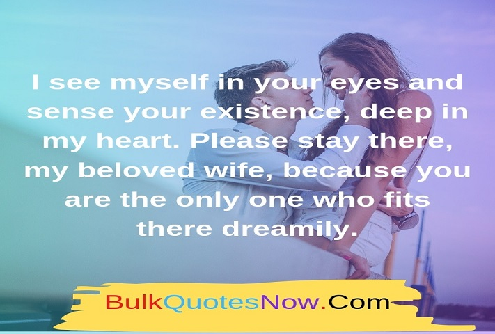 Love Quotes for Wife 7