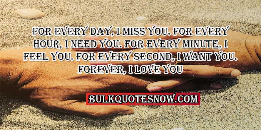 cutelove quotes for him