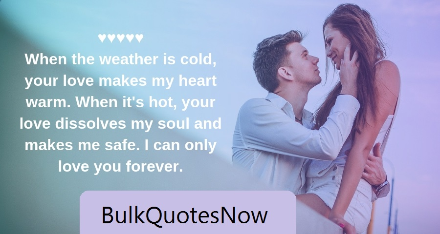 romantic quote for wife