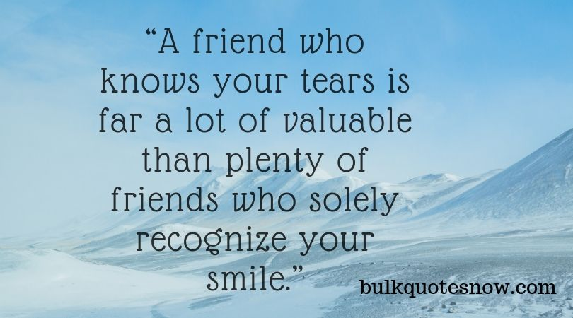 Short true best friends forever quotes