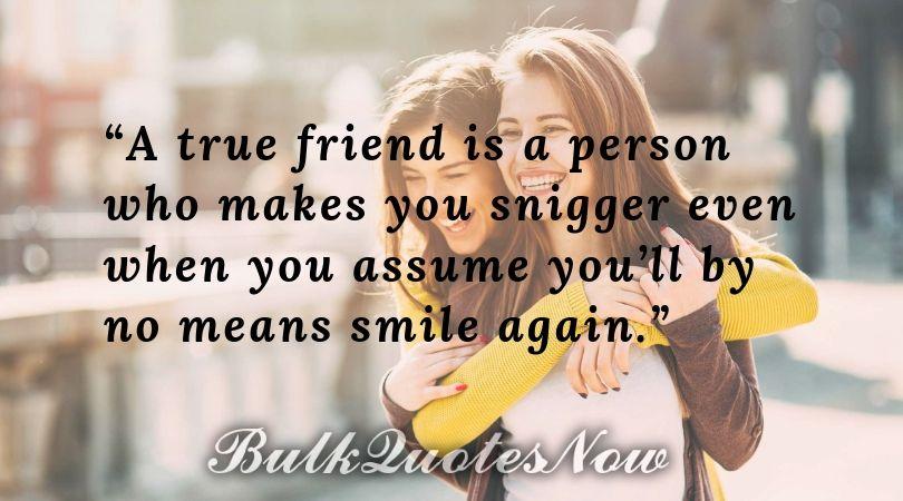 true friend quotes