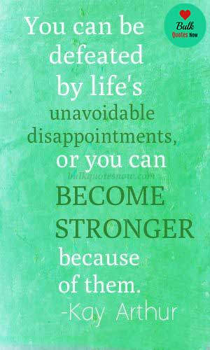 be strengthen quotes
