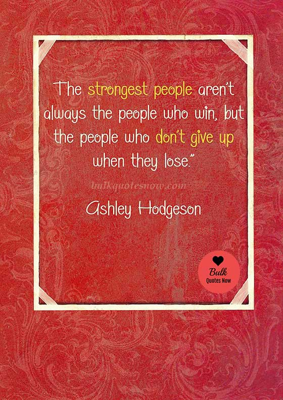 strengthen people quotes