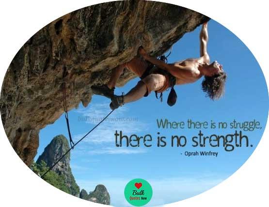 struggle hard quotes