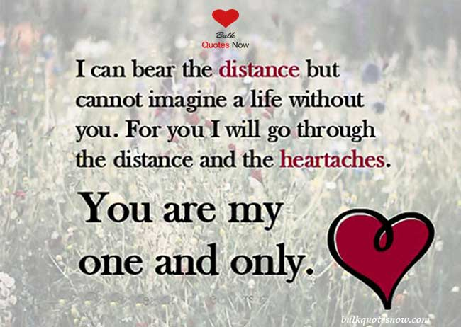 Deep love quotes for her from the heart of all time