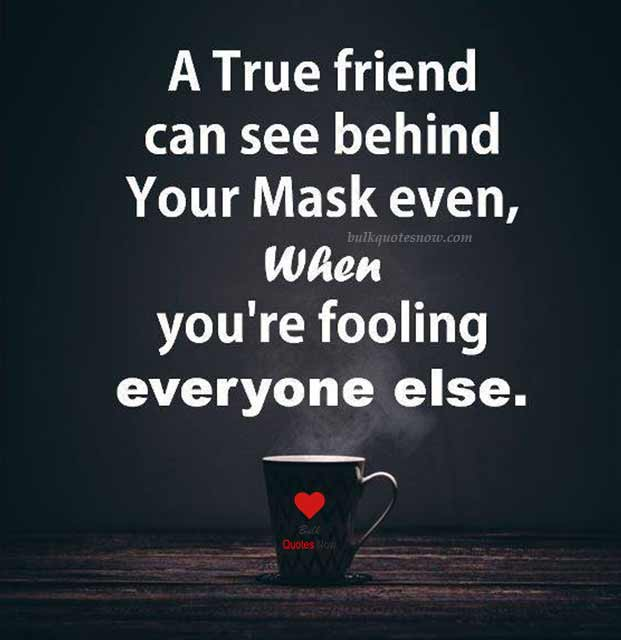 short true friends quotes