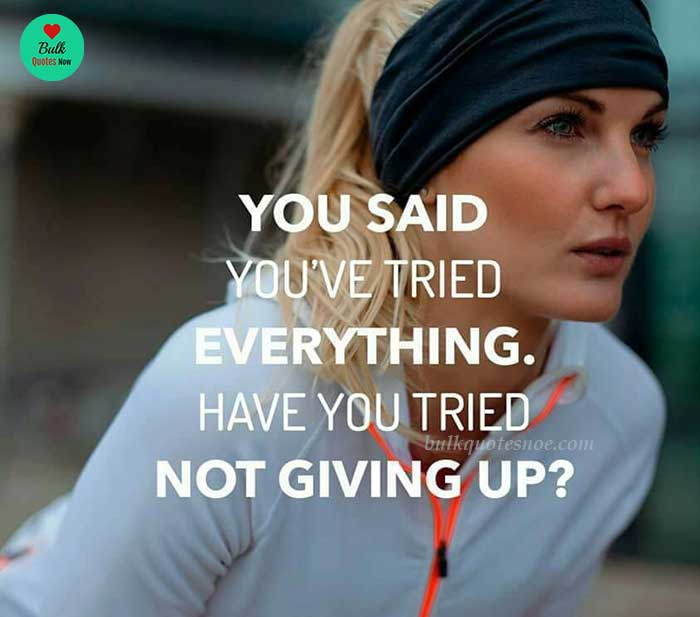 strong woman not giving up quotes