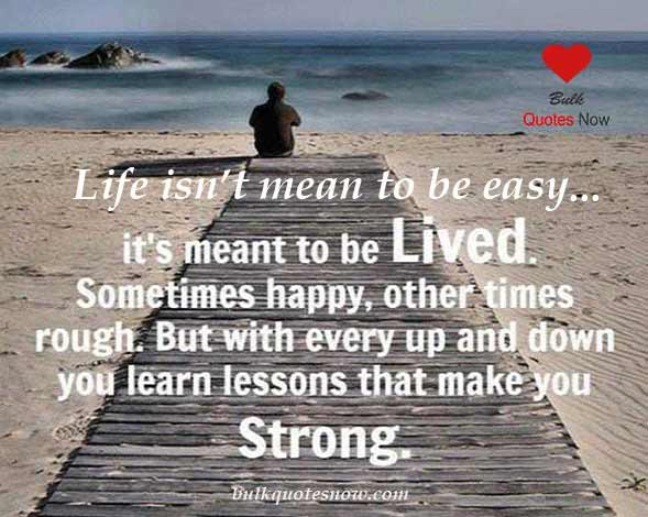 sweet quotes on life