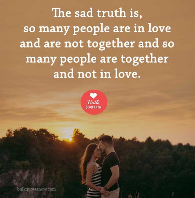 45 Deep Love Quotes That Will Warm Your Heart | BulkQuotesNow