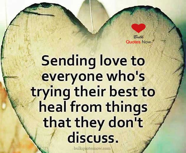 love to everyone