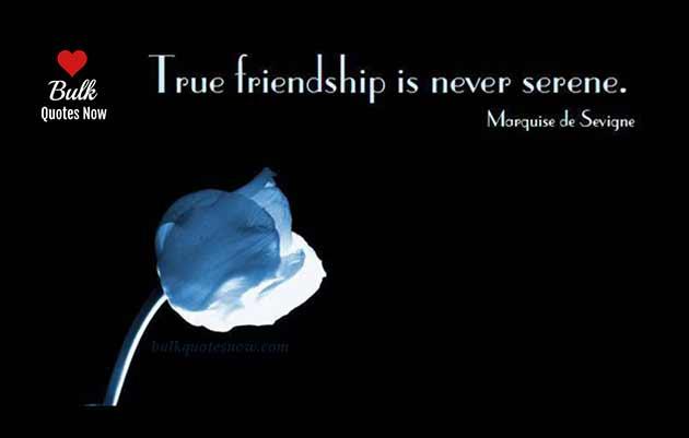 true friendship never end