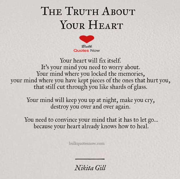 truth about your heart