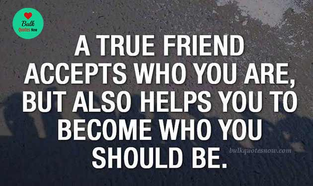 what are true friends quotes