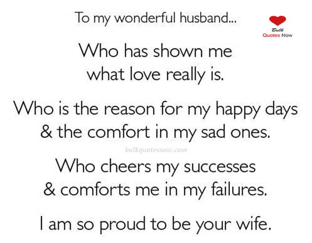 wonderful husband quotes and sayings