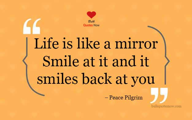always smile quotes