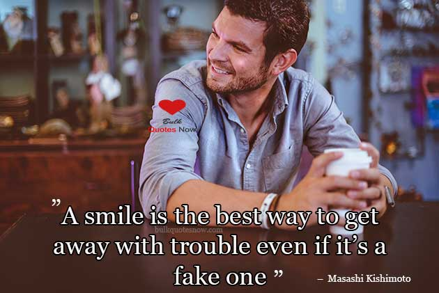 best smile quotes