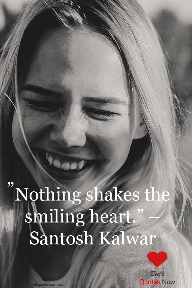 love quotes on smile