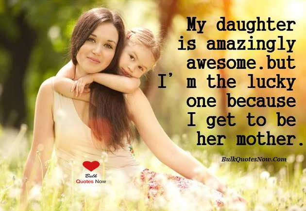 mom to daughter quotes