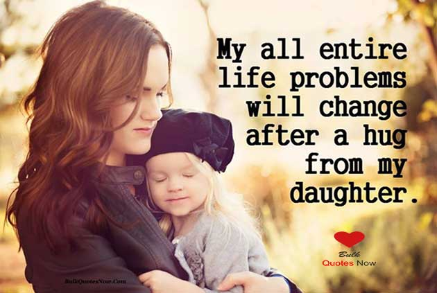 mother quote for daughter