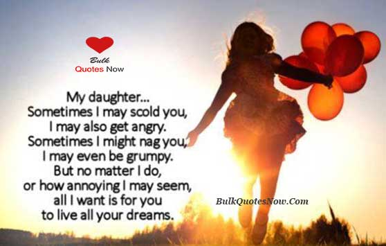 quotes for daughter