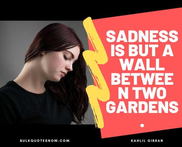 sadness life quotes