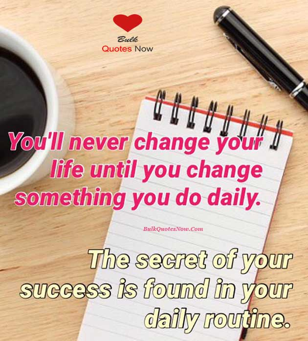 secret of positive life