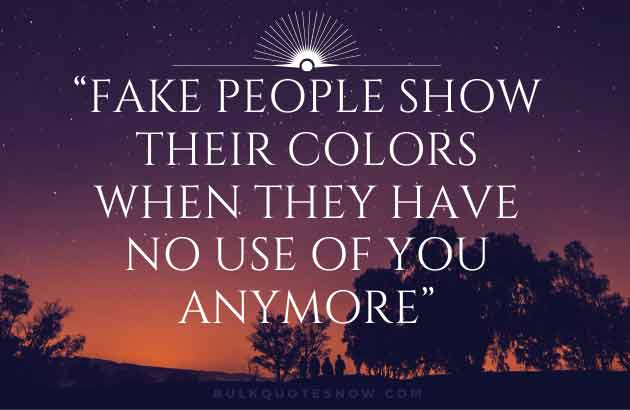 colors of fake people