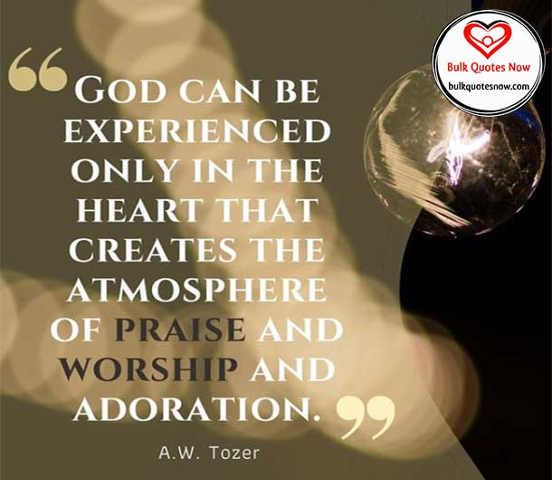 quotes about worship