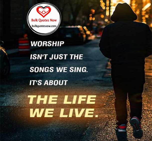 what is praise and worship