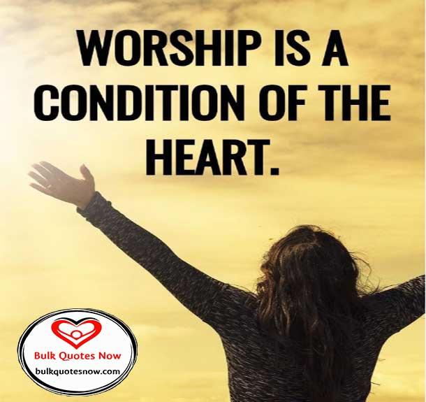 word to worship