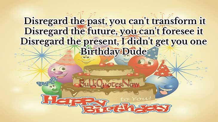 funny birthday quotes new