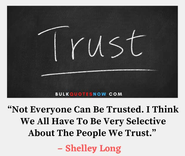 Don't Trust Anyone Quotes