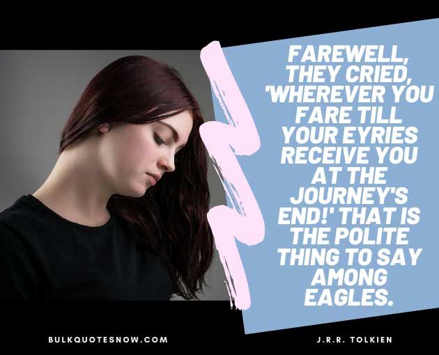 emotional farewell quotes
