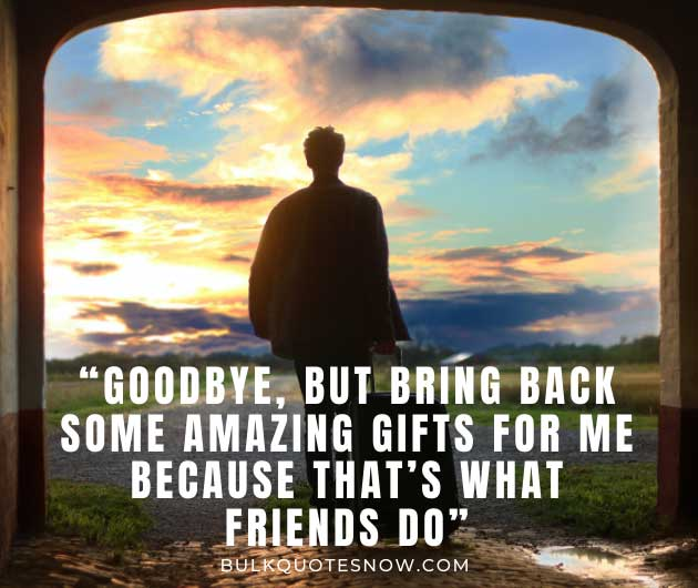 farewell quotes for friendship