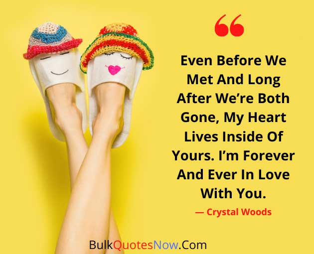 45 Forever Love Quotes That Help You To Stick With Your Love Forever