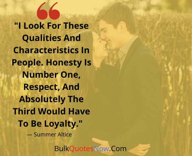 loyalty quotes sayings