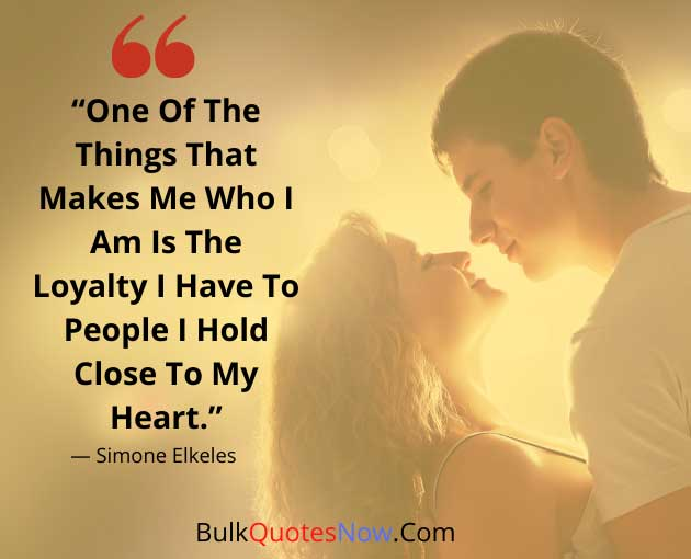 loyalty sayings about family
