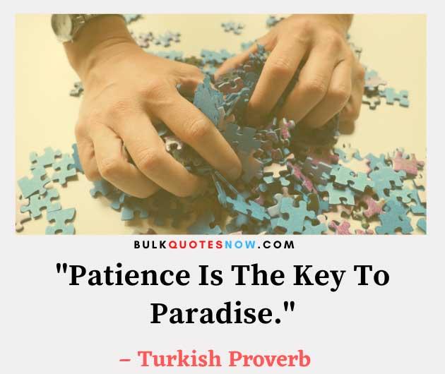 patience motivation