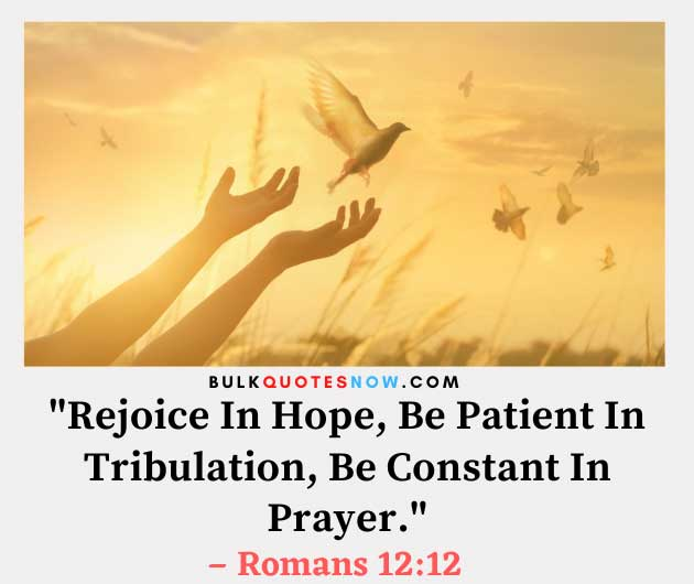 patience quotes bible