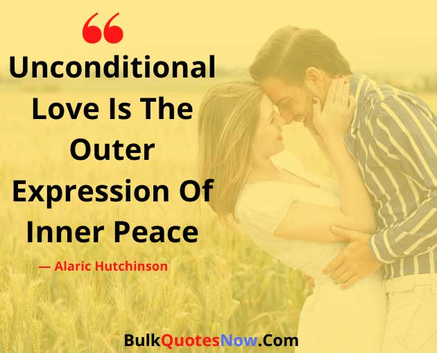I Love You Unconditionally Quotes
