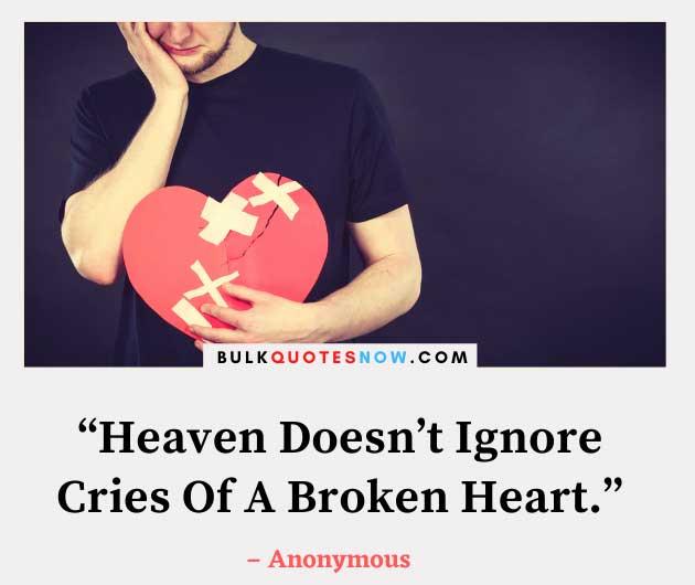 depression broken heart quotes