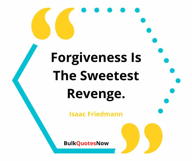 forgive and forget sayings