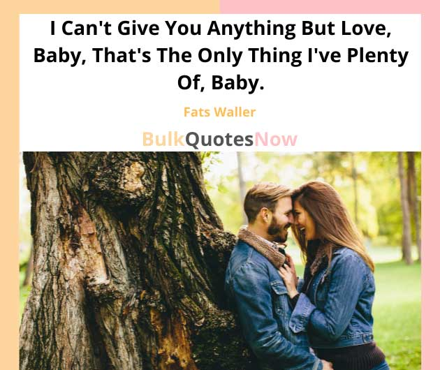 30+ I Love You Baby Quotes For Her – I Love You Babe Quotes