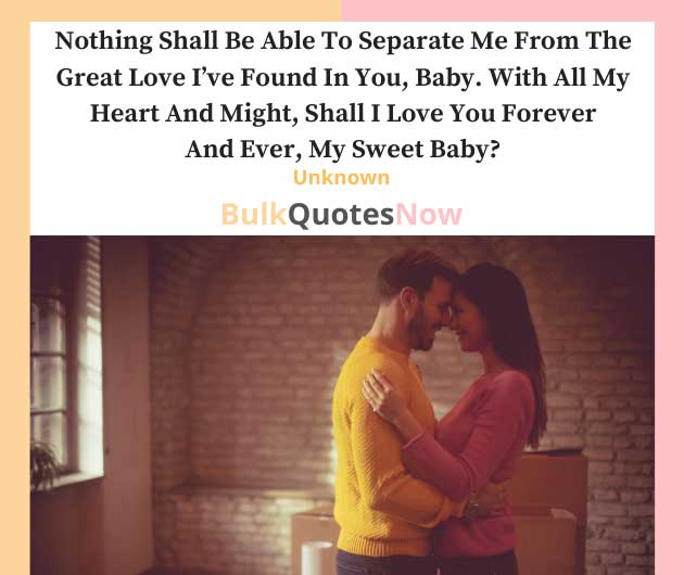 i love you so much baby quotes
