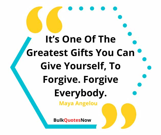 meaningful forgive and forget quotes