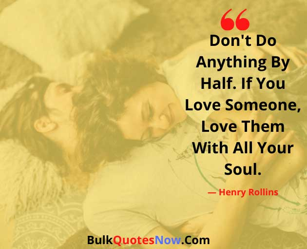 quotes unconditional love