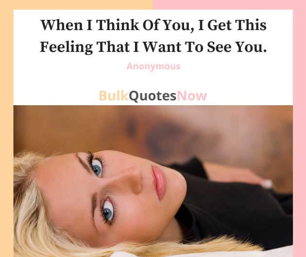 thinking of you quotes for him images