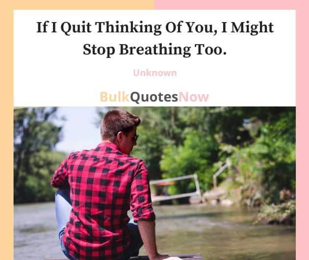 thinking of you quotes for wife