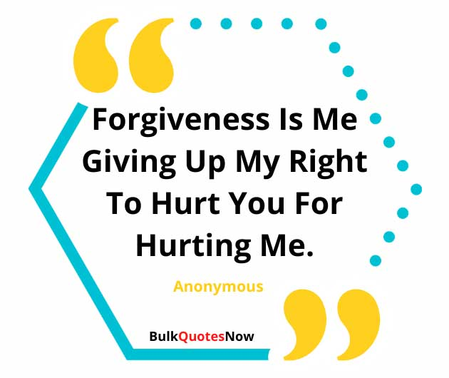 what does it mean to forgive and forget
